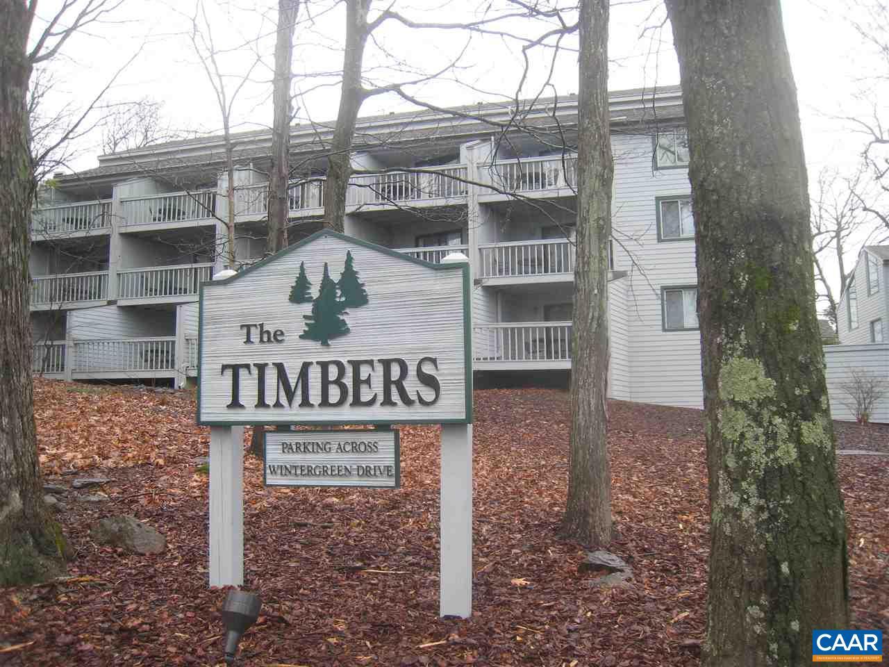 244 TIMBERS CONDOS, WINTERGREEN RESORT, VA 22967