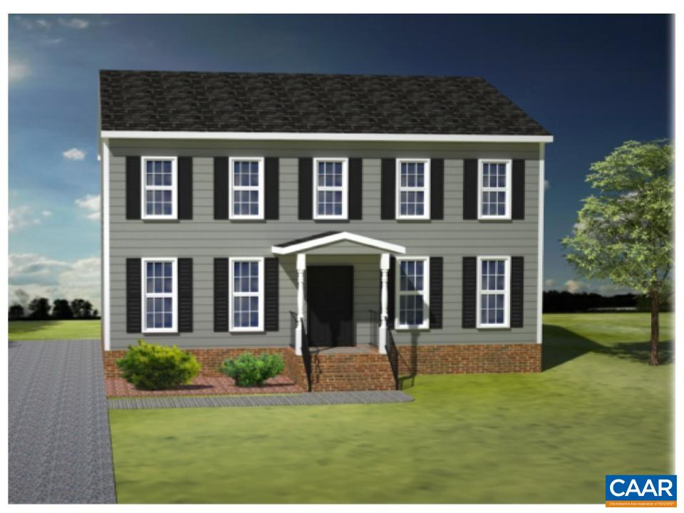Coming Soon and Similar to Photo, The Martinsville Plan features 3 Bedrooms, 2.5 Baths, Large Master Suite with Private Bath, Gas Fireplace, Laminate Flooring in Dining Room and Great Room, Smooth Top Appliances, Rear Deck, Dimensional Shingles and Much More!