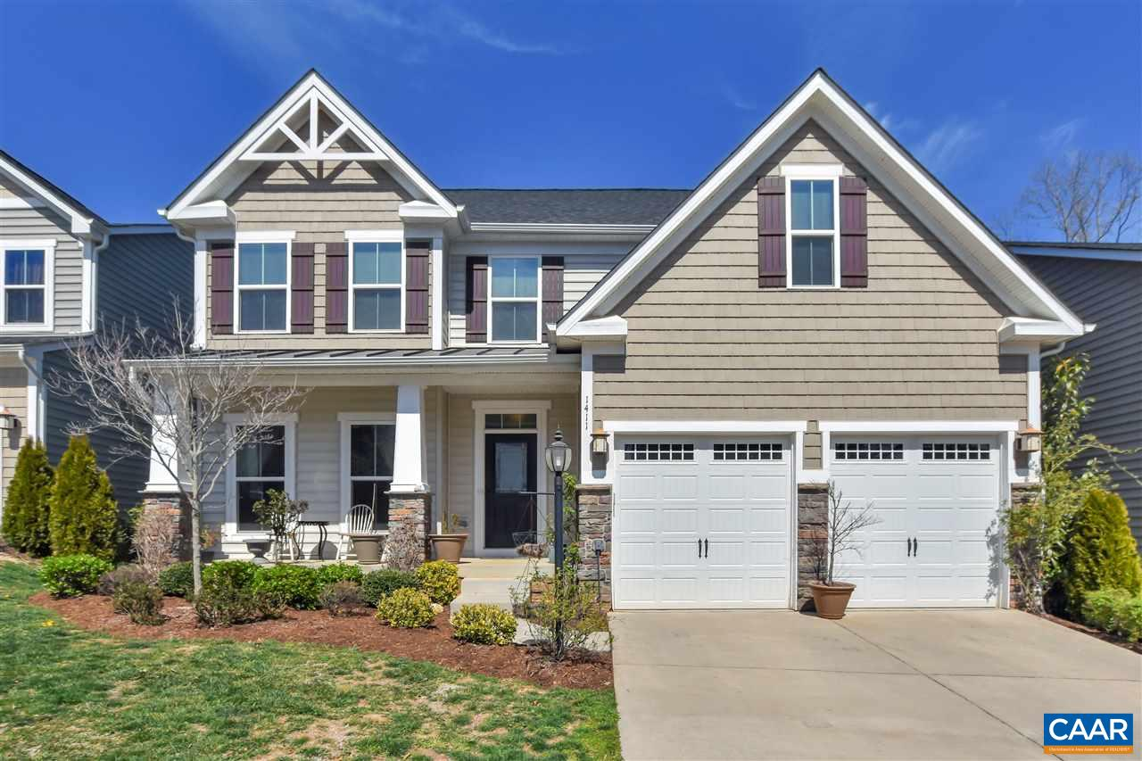 Forest Lakes. Nearly 4000 finished sqft. This home features open living room, dining room, foyer with wood floors; open eat in kitchen and family room with wood floors and corner fireplace; the kitchen features: upgrade cabinets, granite counters , stainless appliances, large pantry, breakfast bar and center island. 4 spacious bedroom that includes a large master suite with walk in closet, bathroom with separate shower and tub; terrace level family room, rec room and flex space. Lots of storage. Two car garage.