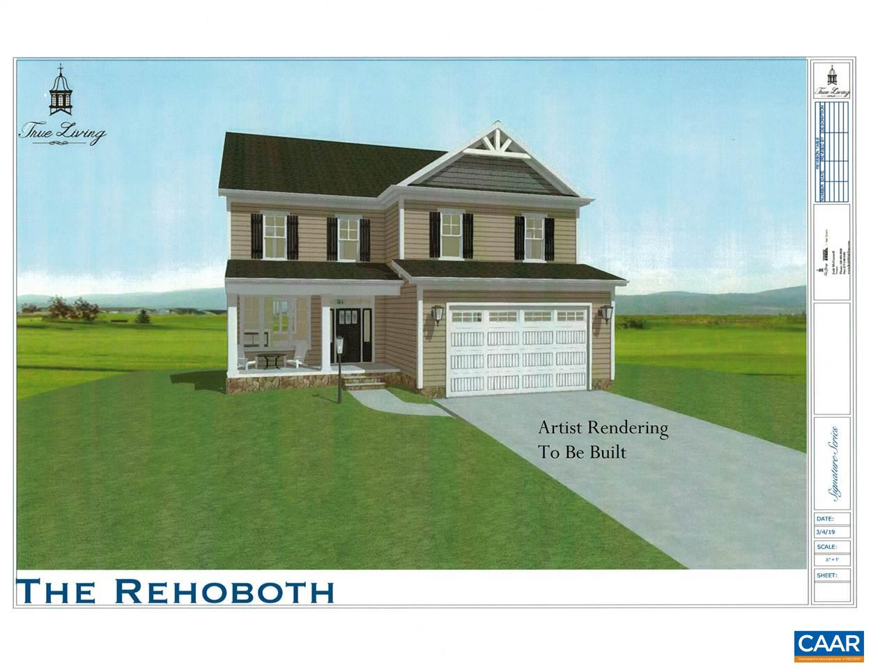 Lot 22 YATES CIR, STANARDSVILLE, VA 22973