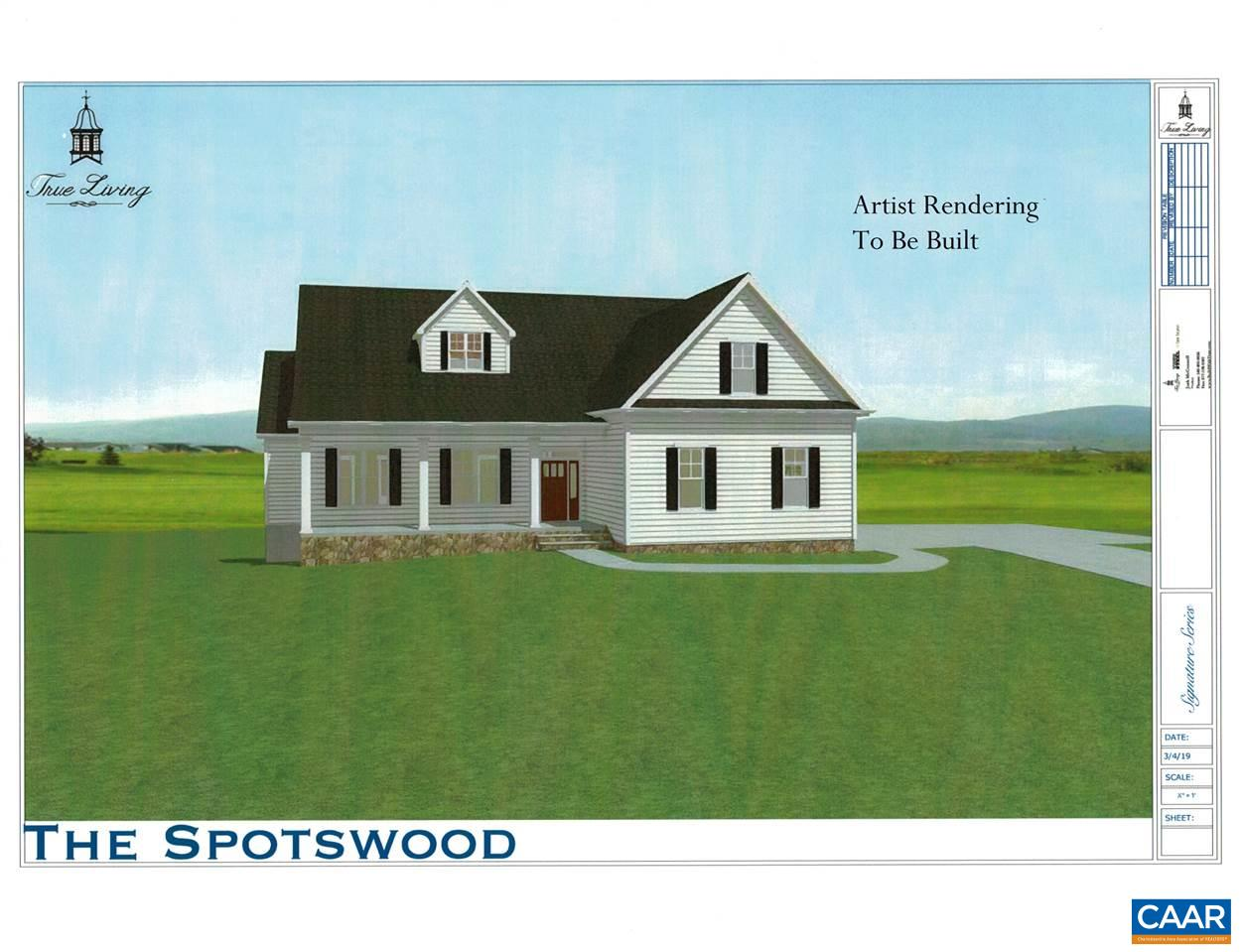 Lot 19 YATES CIR, STANARDSVILLE, VA 22973