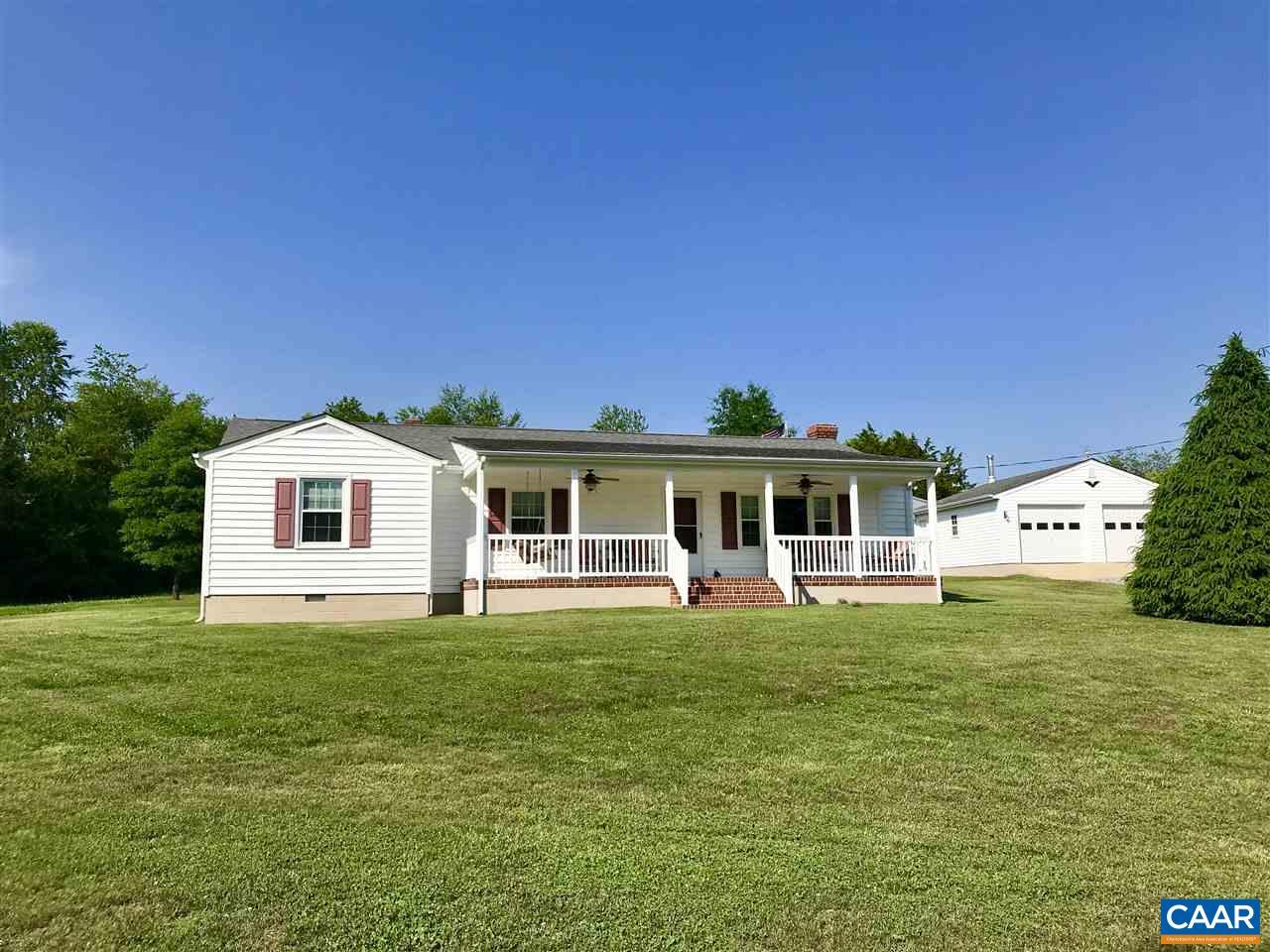 1230 GAMMON TOWN RD, BUMPASS, VA 23024