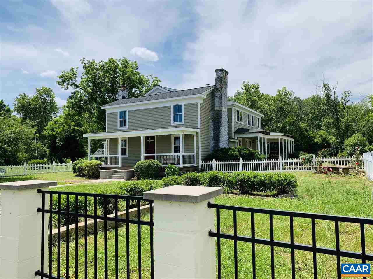 1027 OLD BLUE RIDGE TPK, MADISON, VA 22727