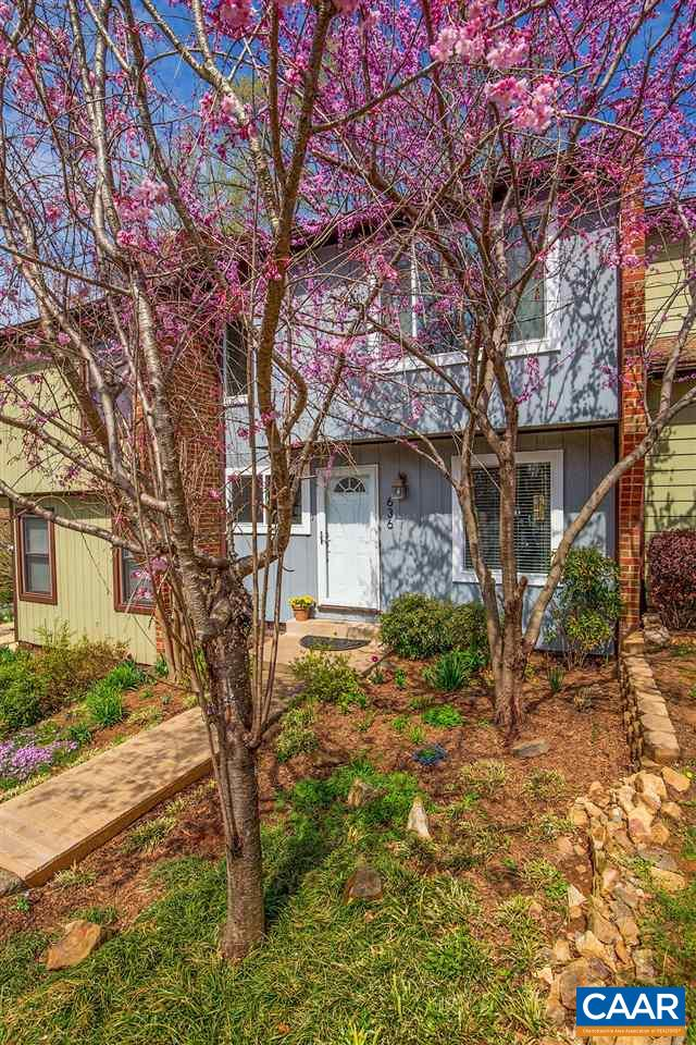 Dont miss out on seeing this charming move-in ready townhome with many stylish upgrades.  The kitchen and bathrooms have been updated.  New windows and  french doors were added this year and it has been freshly painted throughout.  This community is centrally located.  The HOA takes care of all exterior maintenance.