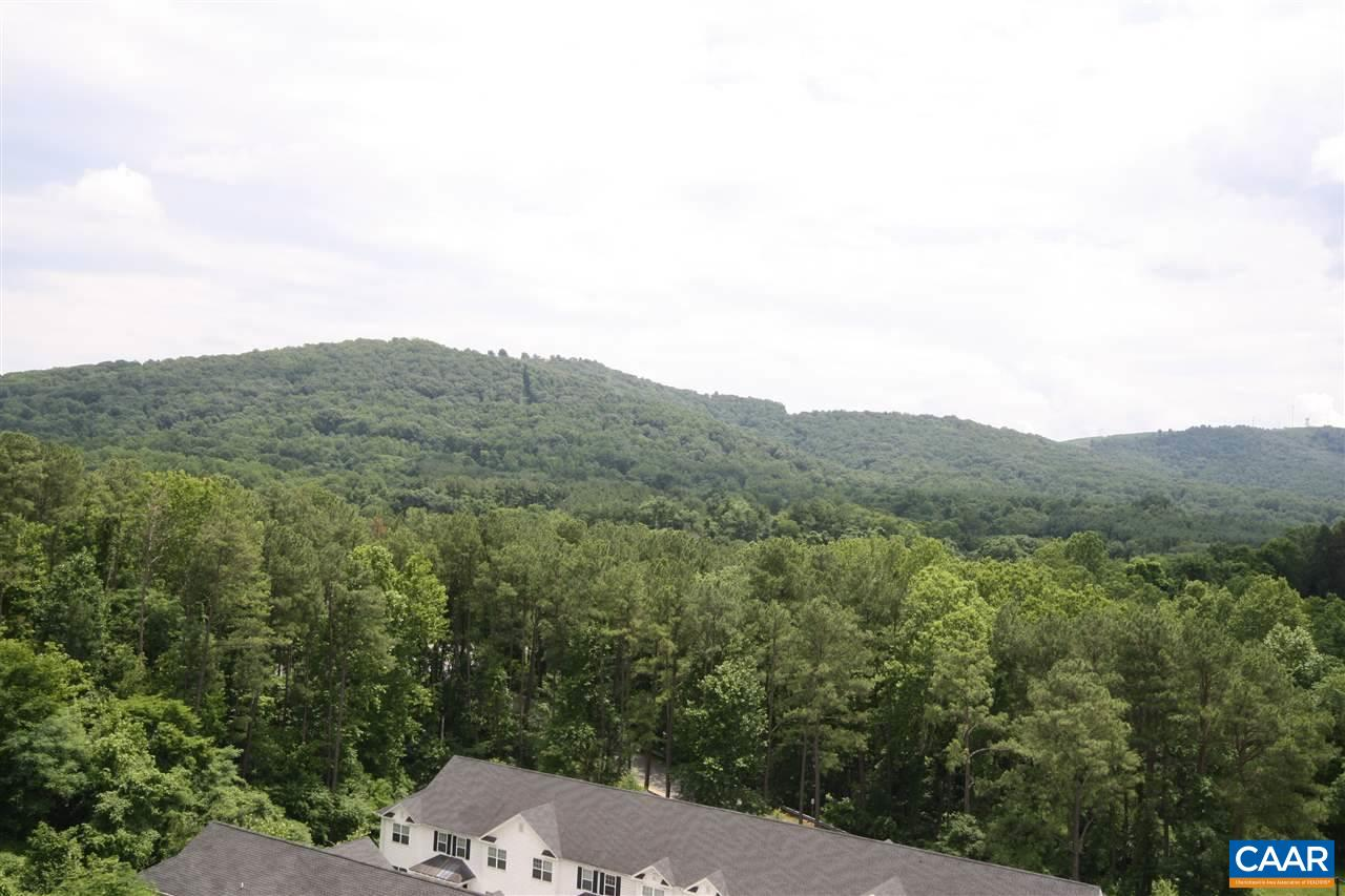 Remodeled condo in Belmont with spectacular views of Monticello and Carters Mountain.  Top floor unit with hardwood floors, kitchen with granite countertops and stainless appliances, two full bedrooms and two full bathrooms.  CHARLOTTESVILLE'S BEST KEPT SECRET. More photos coming.