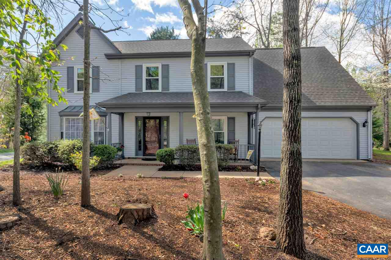 Major Price  drop! Desirable Forest Lakes. Central to shopping/NGIC, convenient to the amazing neighborhood amenities: pools, tennis, sports fields & courts, 24 hour fitness room, lakes & miles of paved & natural trails.No need for a gym fees. Coveted for its tree lined streets, sidewalks & neighborhood playgrounds & parks. Move in ready just unpack. Low maintenance corner lot. 1 min stroll to trails. Easy in/out of FL.  Large 4bed 2.5 bath with an unfinished 2nd floor area currently used for storage but could easily be turned into great finished space. 2car gar-warm car in winter, dry grocery unloading. Recent upgrades; Roof, windows, granite counters, Refrigerator, stove, hardwood floors,  paint inside and outside. 1yr home warranty incl.