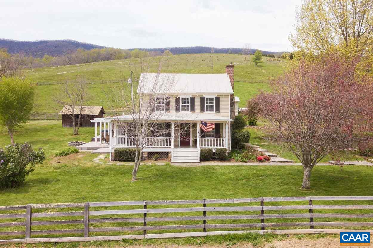 4201 WALKERS CREEK RD, MIDDLEBROOK, VA 24459