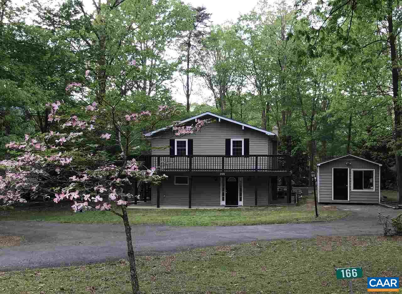 166 JEFFERSON DRIVE EAST, PALMYRA, VA 22963