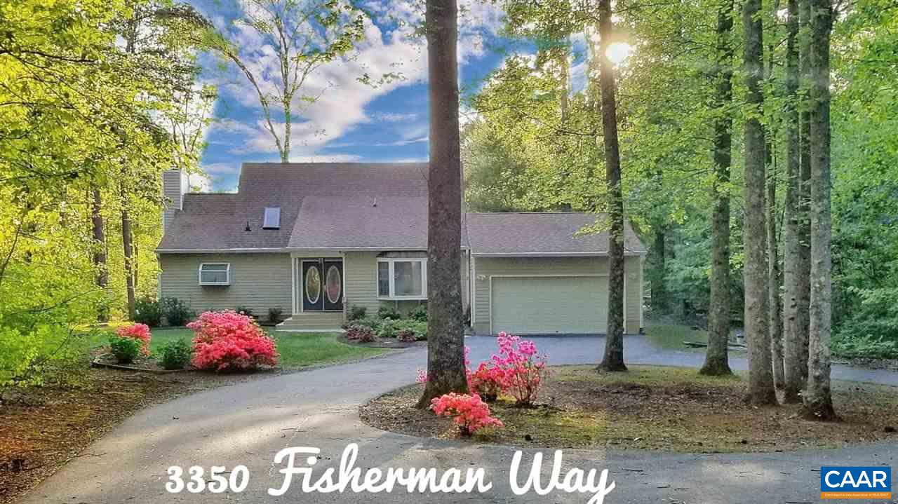 3350 FISHERMAN WAY, BUMPASS, VA 23024