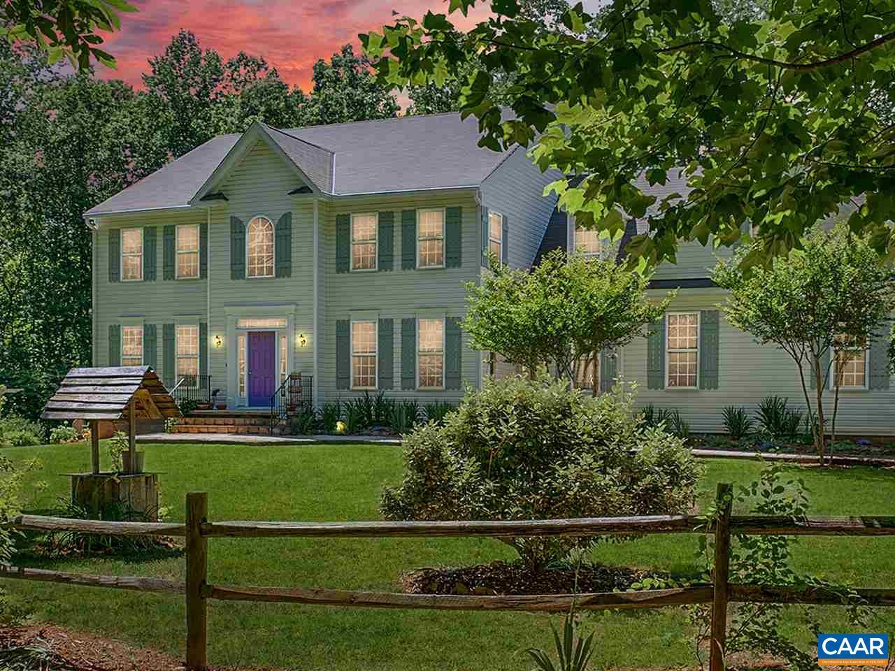 18248 BUZZARD HOLLOW RD, GORDONSVILLE, VA 22942