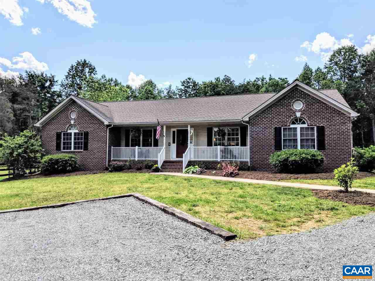 10358 TOWER RD, UNIONVILLE, VA 22567