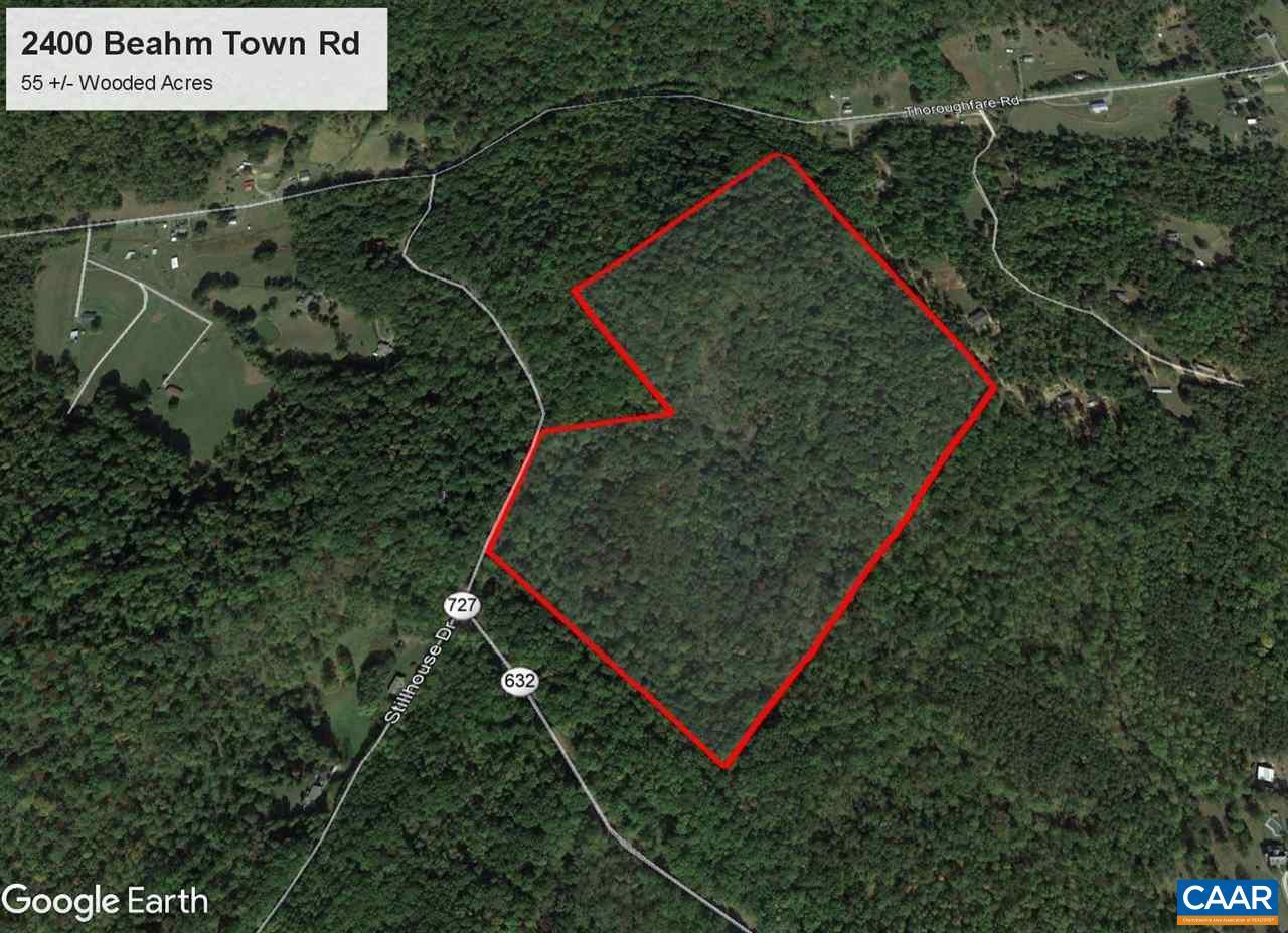 2400 BEAHM TOWN RD, CULPEPER, VA 22701