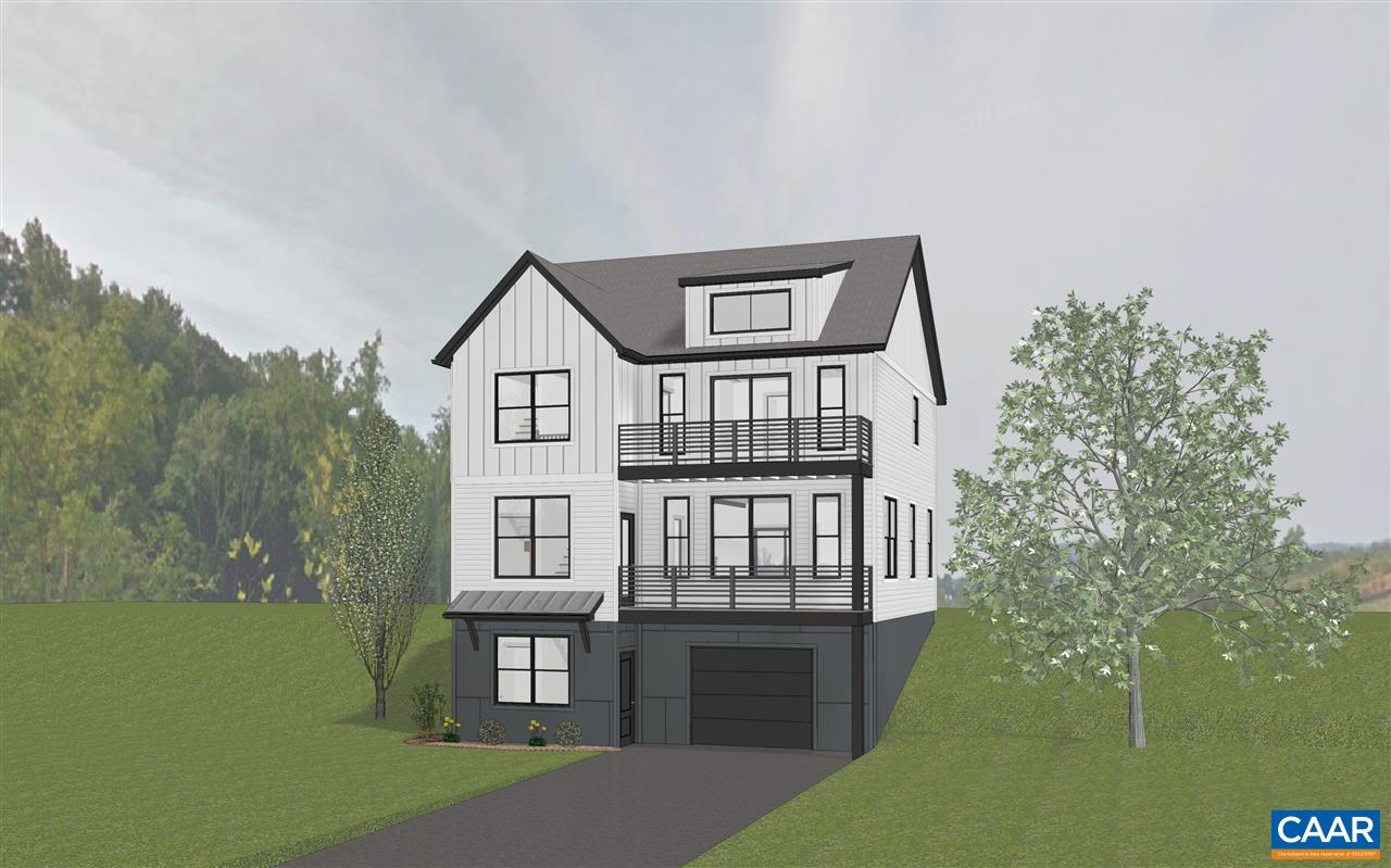 PRESALE JAN 2020. Huntley. An established community in the City. Walk to UVA, easy access to all things Cville, & I-64. The Meridian features 2 story living with an open floor plan on the main level, 3 bedrooms & 2 baths upstairs. Basement includes oversized one car garage with availability to add 4th bedroom and 3rd full bath. List price includes modern farmhouse exterior, gas fireplace, hardwood flooring, granite counters, stainless appliances, ceramic tile in baths, front & rear trex decking. Every home is Eco-smart built, 3rd party tested & HERS scored to ensure quality, comfort & peace of mind. Personalize your finishes in our convenient 3,000 sqft Design Center. Additional floor plans and lots available. Similar photos.