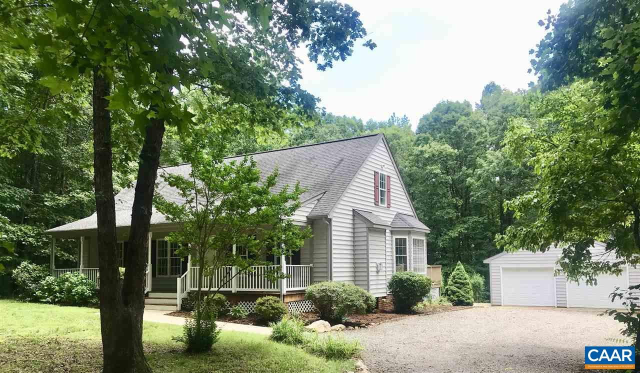 665 BENT CREEK LN, BUMPASS, VA 23024