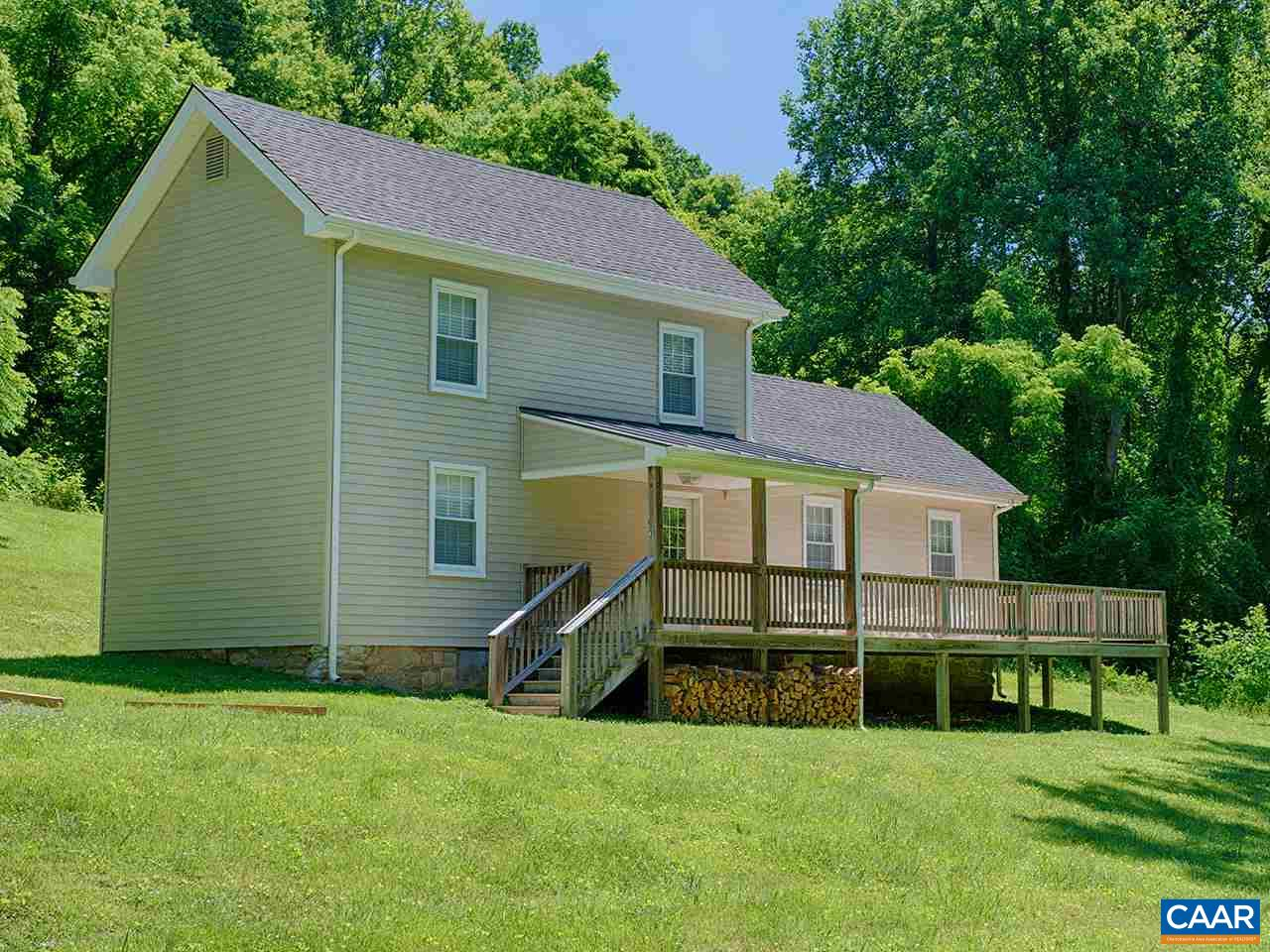 31 SHARP ROCK RD, SPERRYVILLE, VA 22740