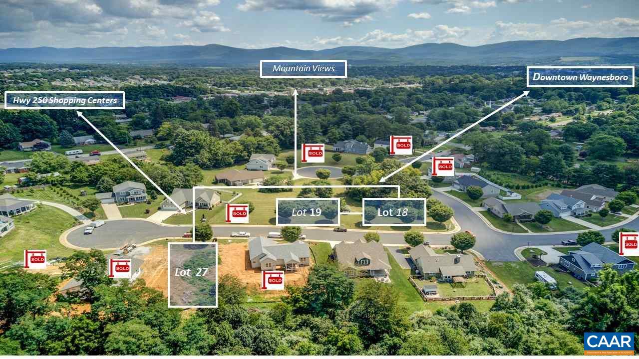 Lot 16 FOREST DR 911 Address TBD, WAYNESBORO, VA 22980