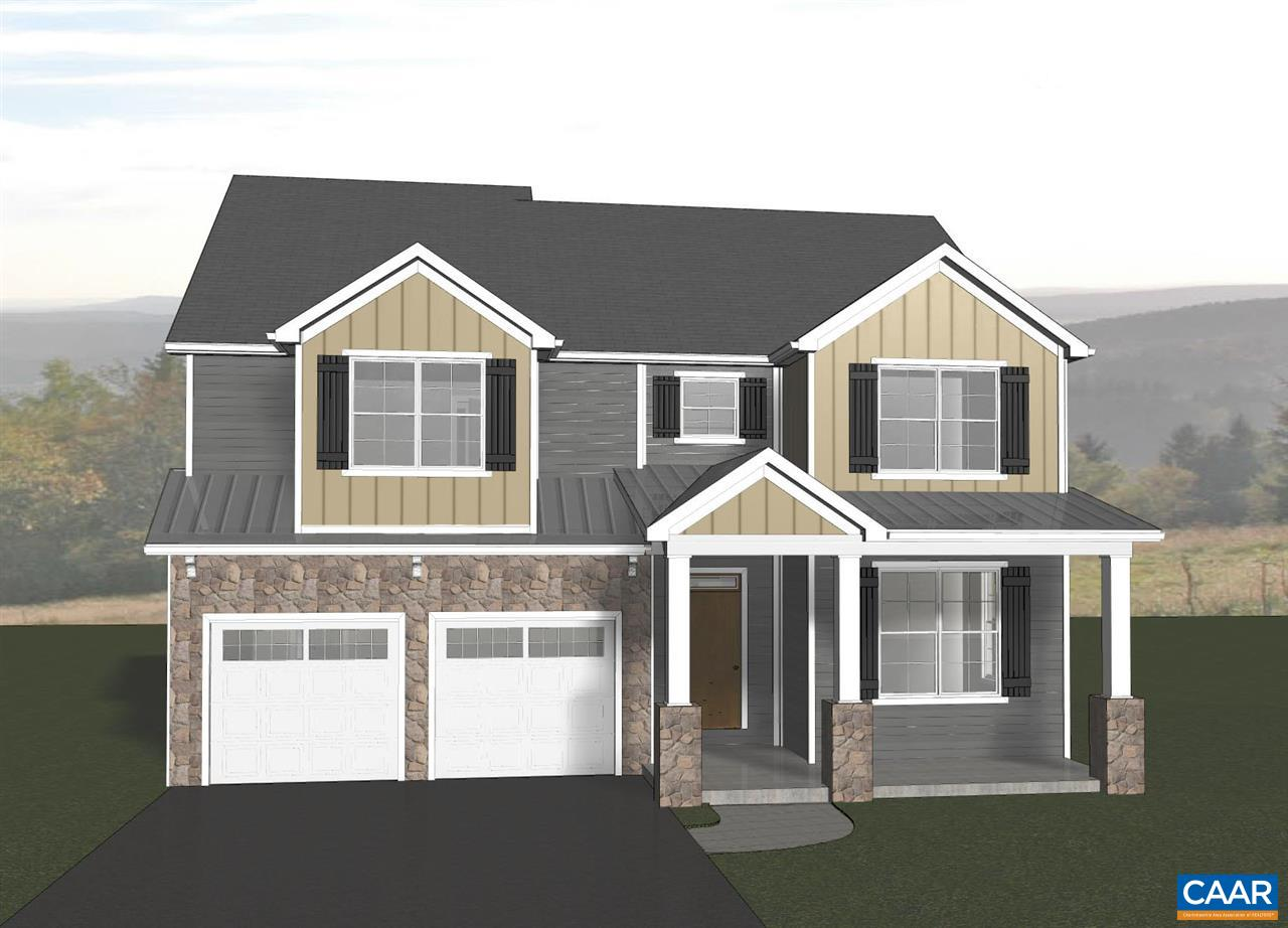 PRESALE 2020 Delivery, single family home in Cascadia. Maintenance free living in a great location with amenities galore. The proposed Kempton offers flexibility in layout and finishes. The main level features an open floorplan with two story great room, dining, flex space/study, kitchen with large island, mudroom and two-car garage. Upstairs 3 or 4 bedrooms and 2 or 3 baths are available. Morning room, covered or screened deck, coffered ceilings & multiple exterior elevations are available. The unfinished basement below offers plenty of space to expand, with a  rec room, and additional bedroom and bath, or utilize as storage. PLUS the opportunity to personalize your finishes in our convenient Design Center. Fiber optic internet available.