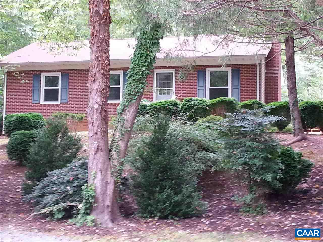 4140 MONACAN TRAIL RD, NORTH GARDEN, VA 22937