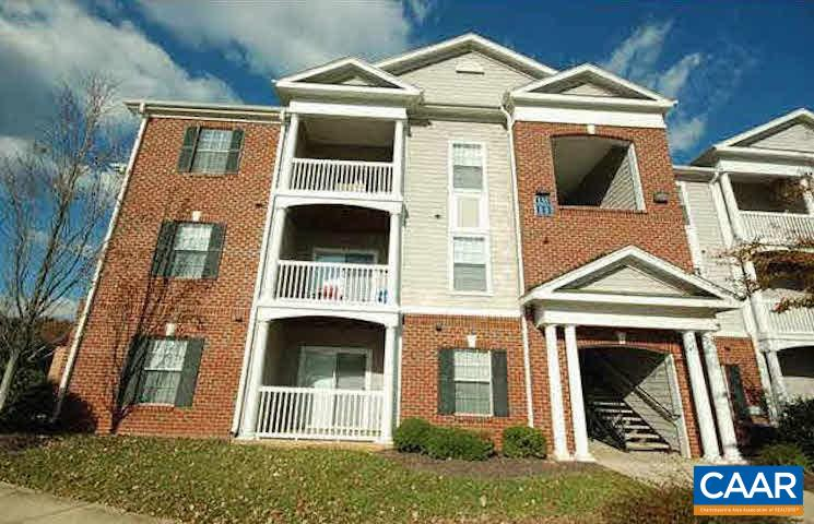 INVESTORS - Great zero entry one-level first floor furnished 3 BR/3 BA condo currently rented for $1663/month. Three rooms, each leased separately, lease term for all ends July 15, 2020. Fully equipped kitchen with full-sized washer & dryer. New windows! Monthly HOA fee includes TING internet, water & sewer, trash and other amenities such as clubhouse, workout space, pool, basketball court, and more. Owner pays for electric separately. Excess electric usage billed back to tenant(s). Eagles Landing has close to 100% occupancy year-round. Half-hourly free shuttle to UVA Grounds.