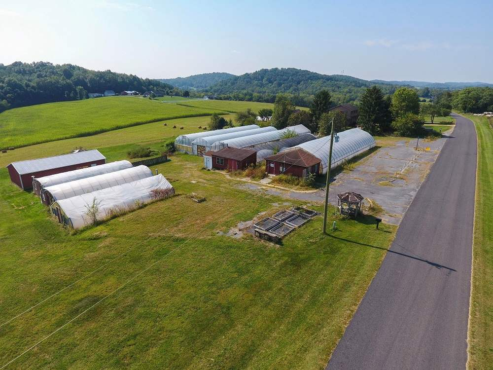 8089 GREENHOUSE RD, WEYERS CAVE, VA 24486