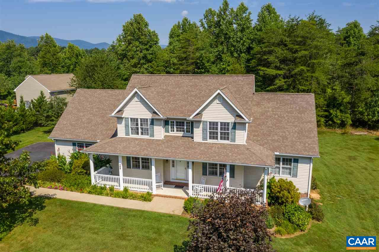 308 MOUNTAINSIDE DR, STANARDSVILLE, VA 22973