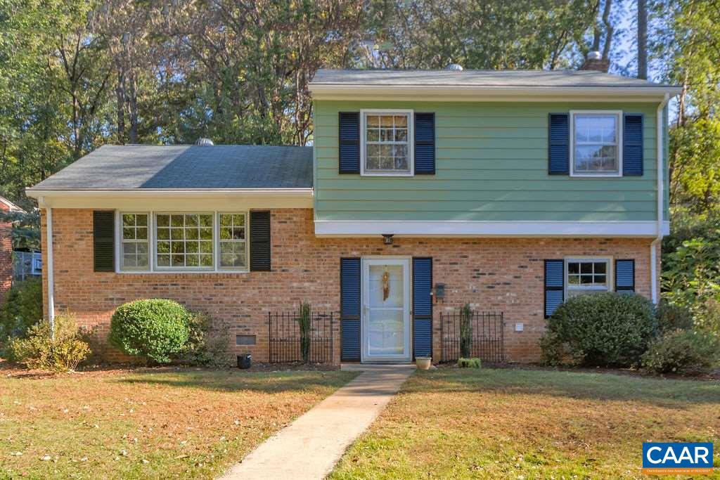 OPEN HOUSE 1/19 2:30-4PM  In popular Fry's Spring!  This well-maintained 3 br 2 ba home has an open floorplan where a light-filled dining room opens into a remodeled kitchen.  The cozy family room with built-ins and fireplace leads to a covered patio in the back and allows more space for entertainment. Shed for extra storage.  Enjoy privacy and convenience!  You are just a short walk to Fry's Spring Beach Club and very close to everything UVA and Downtown!