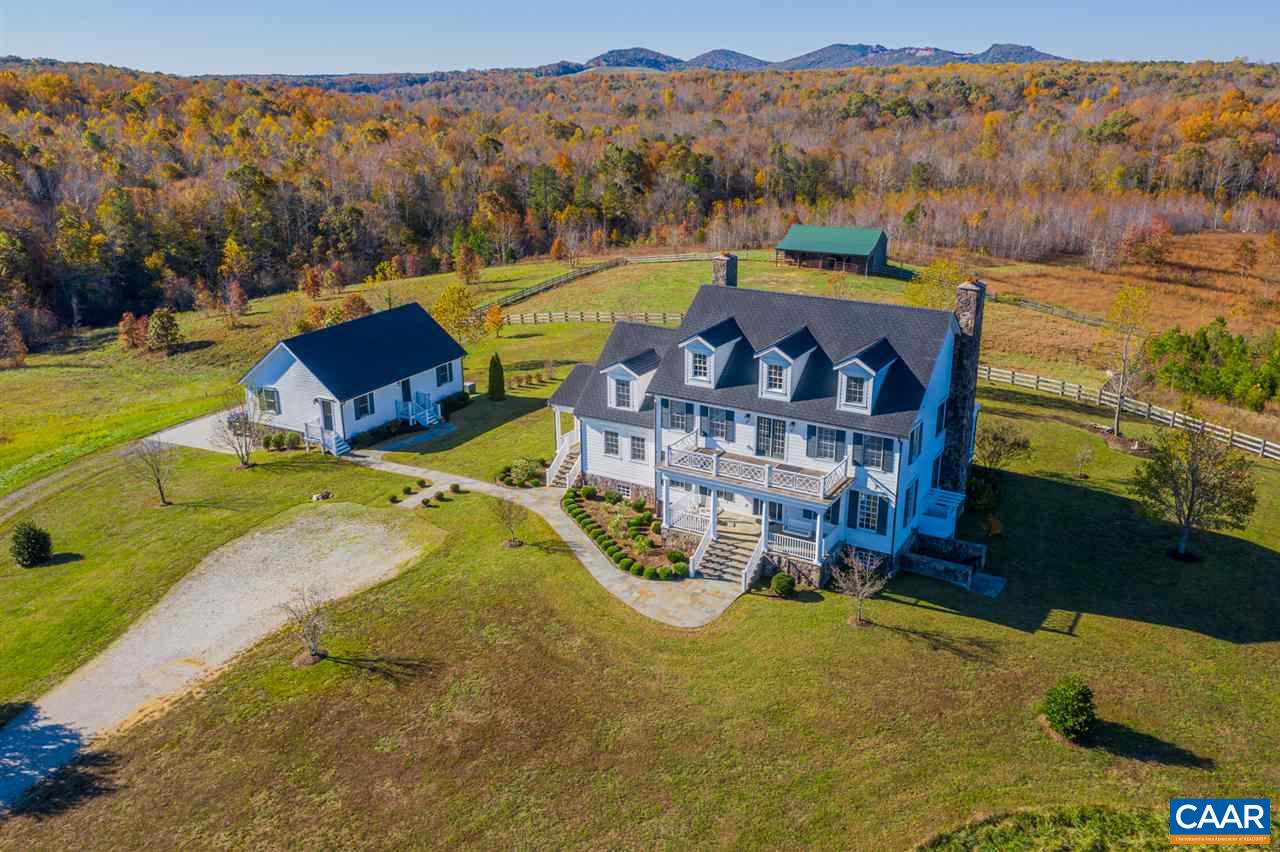 609 SCOTTS BOTTOM RD, DILLWYN, VA 23936