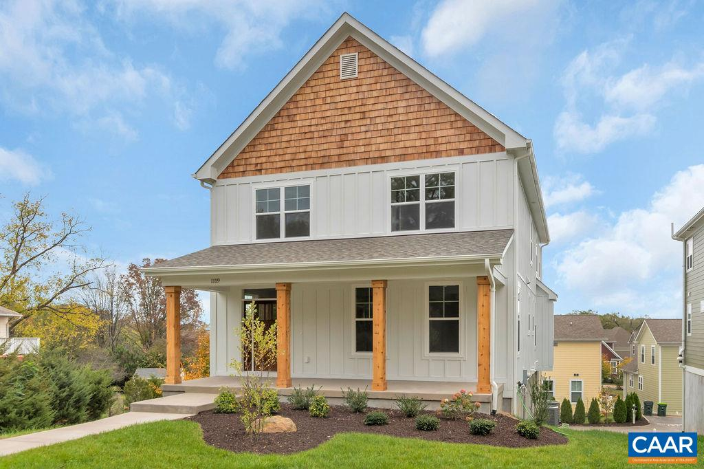 """OPEN SUNDAY, 11/17, 2-4pm! MEET THE BUILDER! Move-in ready! Priced @ tax assessment of identical floor plan two doors over...a rare offering for new construction. Skip the mega-neighborhood and enjoy this adored location full of Crozet charm. Walk to Crozet Square, library, hardware store, restaurants and more! Haden Place, a sweet neighborhood built by an acclaimed LOCAL builder. 2x6 construction, solid core doors, low-e windows, generous trim, conditioned basement, 2 zone HVAC w/ dual fuel. White shaker style cabinets, leathered granite, finished in place 5"""" character rich hardwood floors, custom ceramic tile, SS appliances, flooded w natural light. HOA covers lawn maintenance, weekly trash pick up, snow removal, play area.  Owner/agent"""