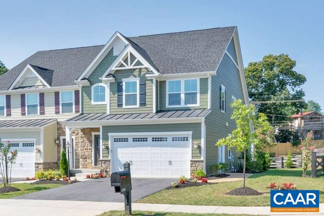 Lovely home w/ prime location in Albemarle Co. off Rio Road!  Come see the Chef's Kitchen (upgraded appliances included!), large 1st level owner's suite, full finished basement and more.  This was the builders model home so many upgrades were built into the home including rear patio w/ grilling station.  3650 finished square feet of living space priced to sell! Seller is listing agents brother in law. Priced to sell under $450,000!!!!!