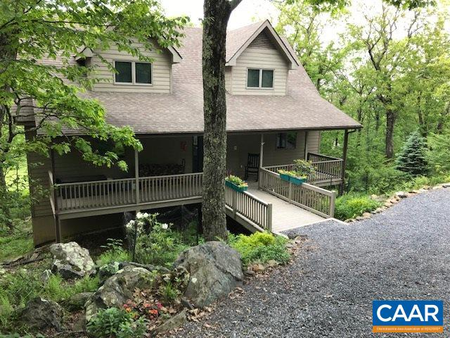166 SOUTH FOREST DR, WINTERGREEN RESORT, VA 22967