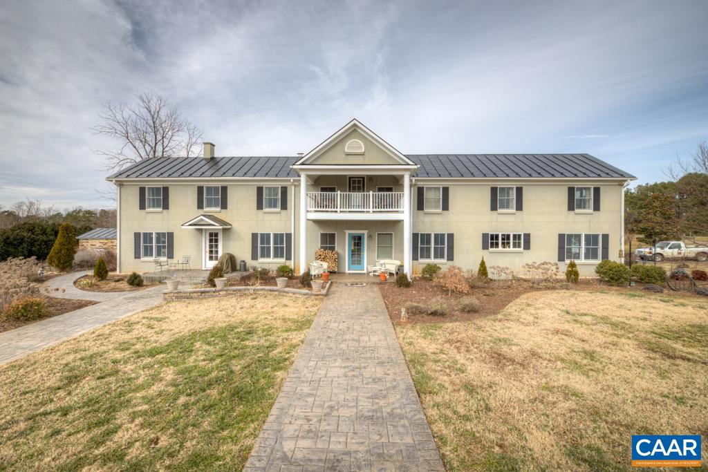 6359 SOUTH RIVER RD, STANARDSVILLE, VA 22973