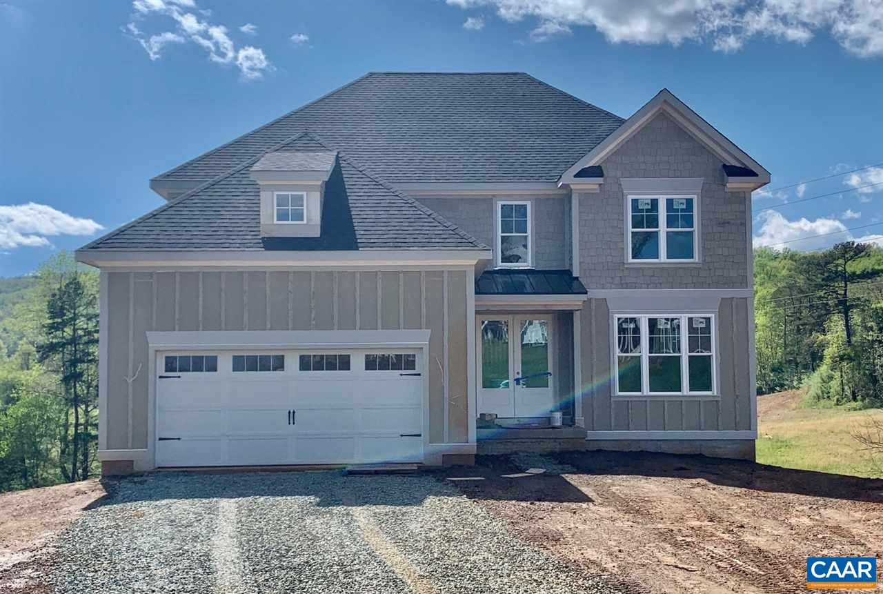 The last new home in Oak Hill Farm! Currently under construction and ready in March. Don't miss out on this fantastic 5 bedroom, 3.5 bath home situated on a cul de sac lot, overlooking several acres of common area. This home offers over 3600 finished sq ft. Luxurious finishes include Wellborn cabinetry, double hung Weld-Jen windows, upgraded appliance package with gas range, two fireplaces, living room built ins, crown moldings, expansice deck overlooking one of the largest lots in the neighborhood and more. An oversized, two car garage and 200 sq feet of unfinished space in the basement offer plenty of storage. Contract by February 15th and you can still pic your finishes!