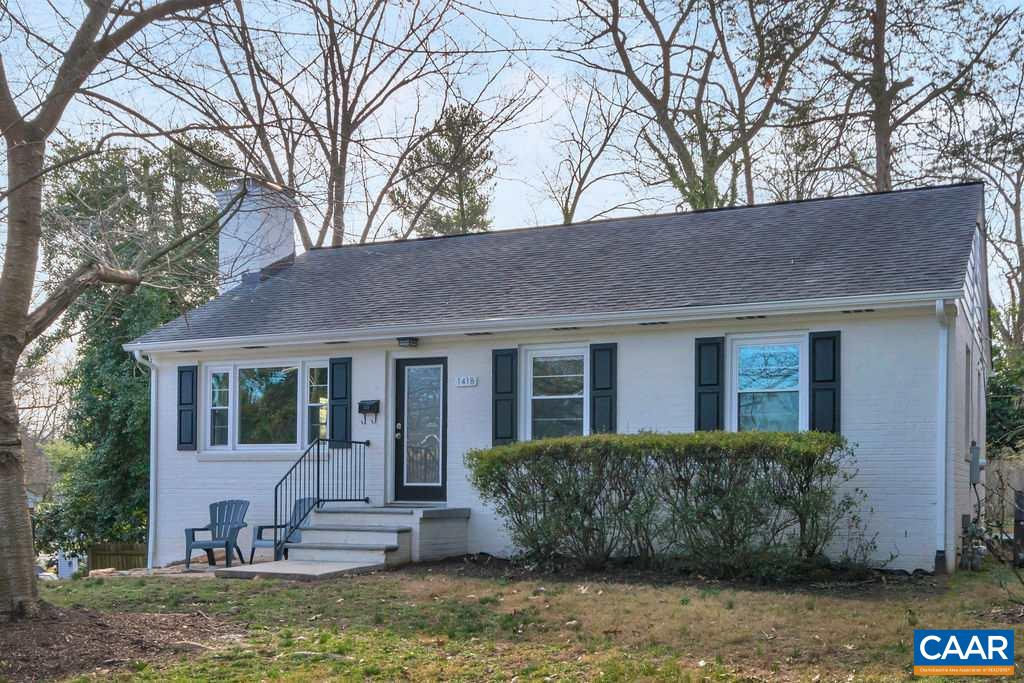 1418 RUGBY AVE, CHARLOTTESVILLE, VA 22903