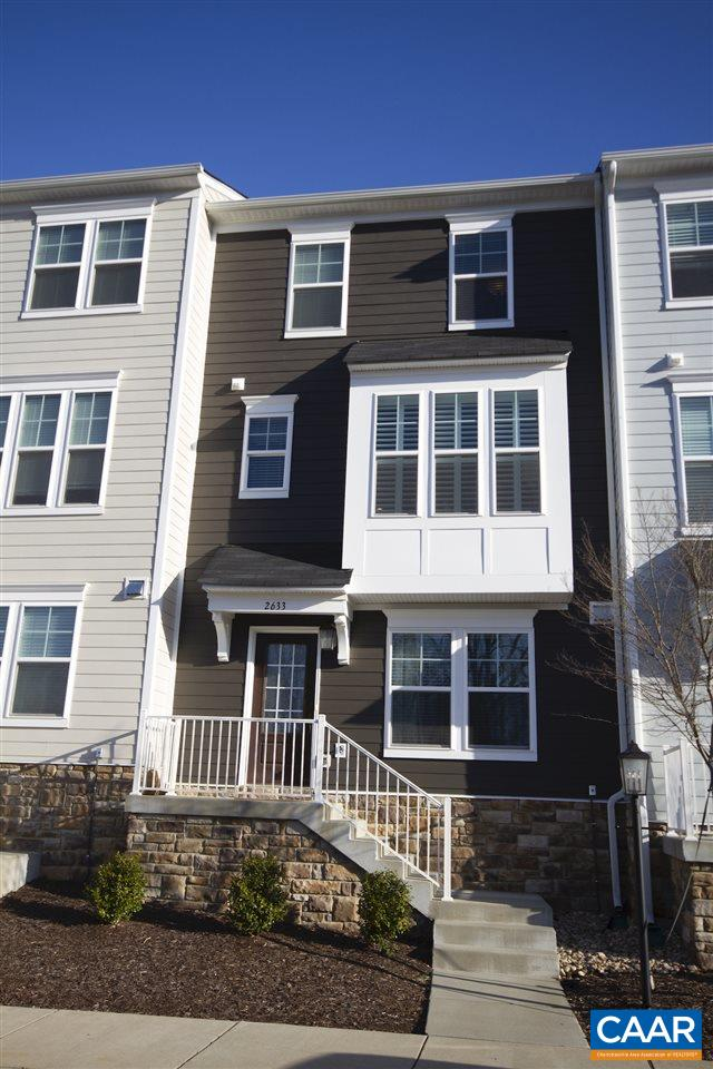 You will LOVE Avinity! Great townhome located close to everything from shopping to entertainment if you ever want to leave your 4 bedroom, 3 full and 1 half bath home. Gourmet kitchen includes maple cabinetry, stainless steel appliances and a fabulous deck to enjoy. Plus a 2 car garage! This home includes a TRANE HVAC, Low E windows and a whole house air cycler for improved air quality.  HERS Score: 73.  Enjoy all Avinity has to offer NOW with the clubhouse, fitness room & dog park. PLUS, more amenities to come!