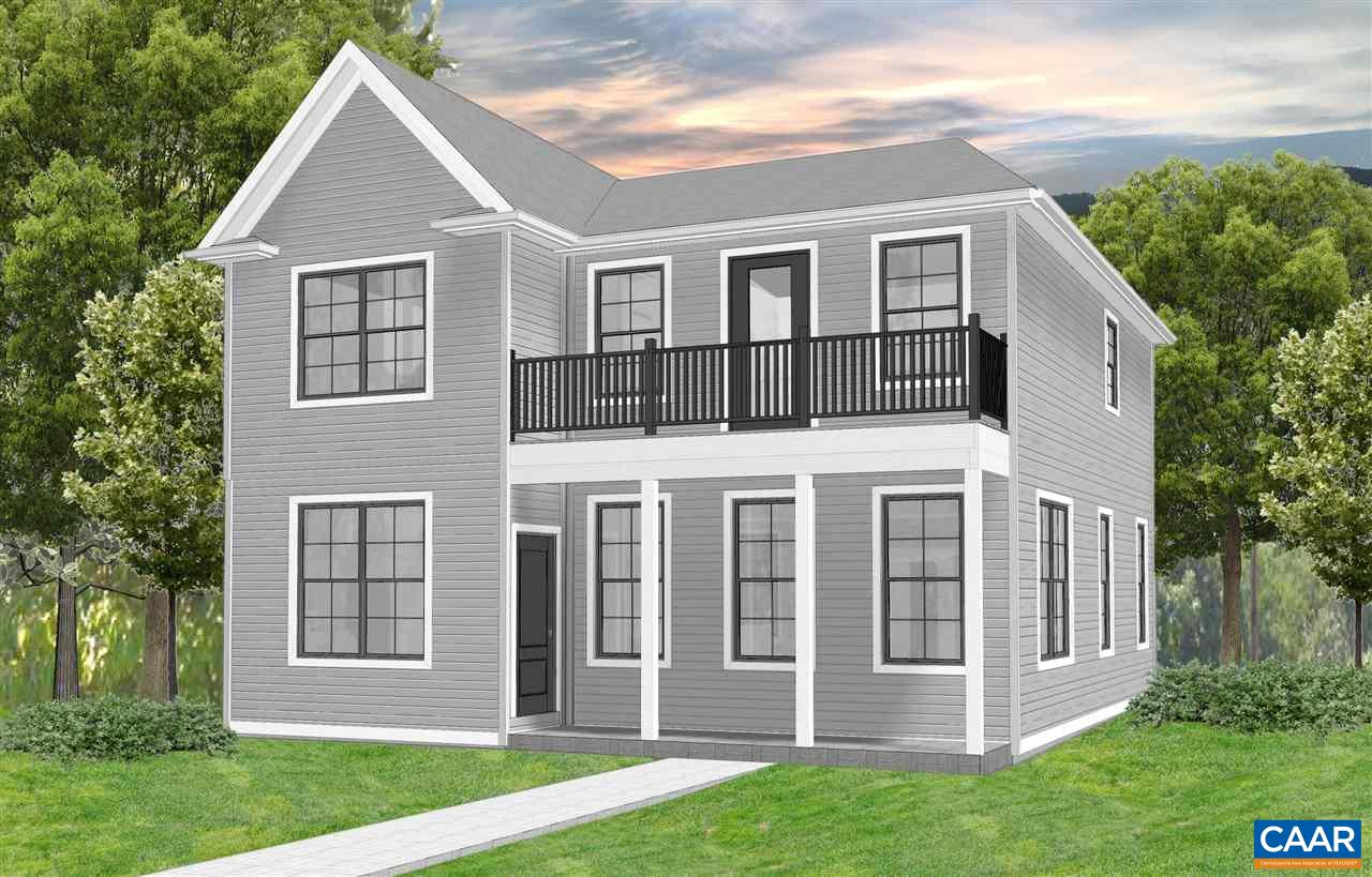 Virtual appointments available. To be built. The Meridian with carriage house apartment in Belvedere. Granite, stainless appliances and hardwood on the main level included!  The Meridian features a light filled open floor plan on the main level, w 3 bedrooms & 2 baths upstairs. Master bedroom has a large bathroom with frame-less glass shower & a walk out balcony.  Kitchen has a large island & generous pantry. 2 car detached garage with legal apartment above. Use personally or earn income.  Every home is Eco Smart built, 3rd party tested, Pearl Certified & HERS scored by a 3rd party to ensure quality, comfort & peace of mind!