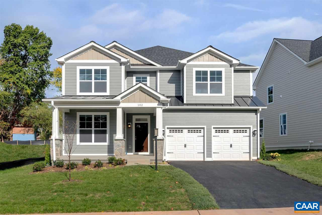 Virtual appts available. To be built, single family home in Cascadia. Maintenance free living in a great location with amenities galore. The proposed Kempton offers flexibility in layout and finishes. The main level features an open floorplan with two story great room, dining, flex space/study, kitchen with large island, mudroom and two-car garage. Upstairs 3 or 4 bedrooms and 2 or 3 baths are available. Morning room, covered or screened deck, coffer ceilings & multiple exterior elevations are available. The unfinished basement below offers plenty of space to expand, w/a  rec room, and additional bedroom and bath, or utilize as storage. PLUS the opportunity to personalize your finishes in our Design Center. Fiber optic internet available.