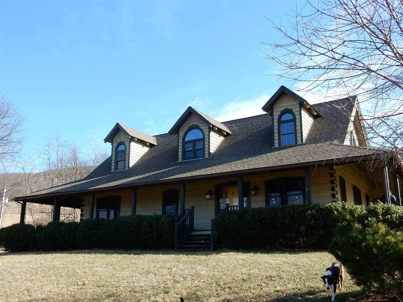 2182 MAPLE SUGAR RD, BLUE GRASS, VA 24413