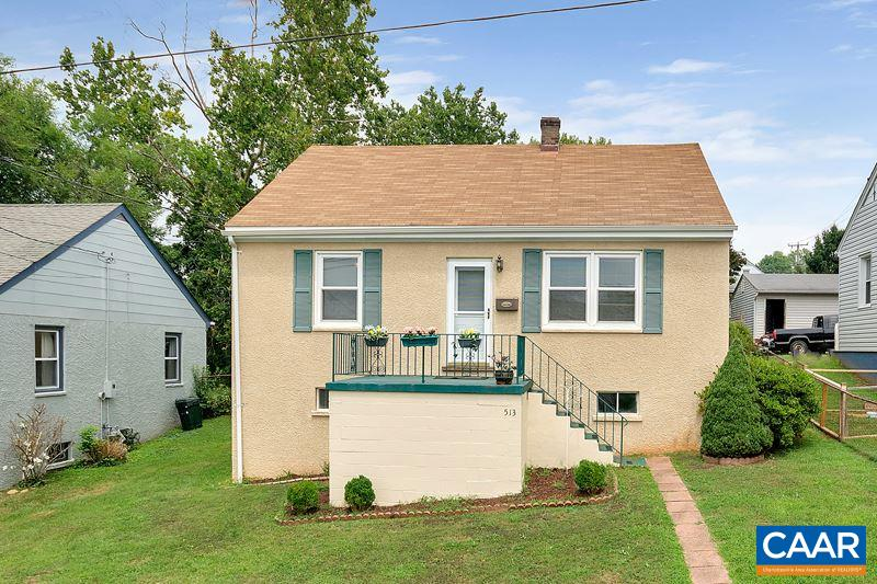 Great location for easy walkability to IX Park, Downtown, ACAC, Farmers Market and Belmont Restaurants. Adorable two bedroom/one bath, hardwood floors, eat-in kitchen with walk-in pantry, great closet space, floored attic for extra storage, new attic insulation, large unfinished basement for large item storage. Central Heat & Air, replacement windows, updated electric & plumbing. Level and open fenced backyard, ideal for pets, play, gardening, entertaining. Located on a quiet dead end street.