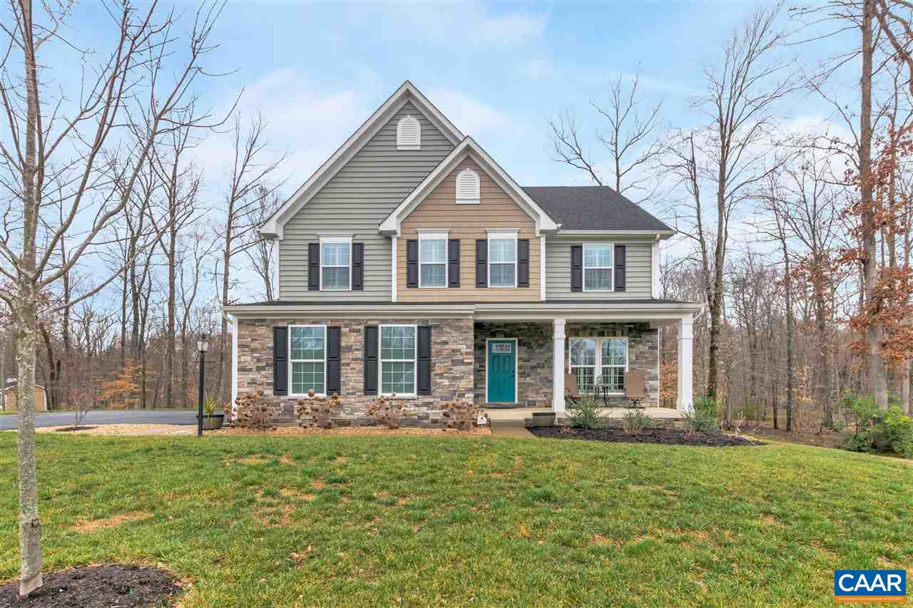 280 MANOR BLVD, PALMYRA, VA 22963