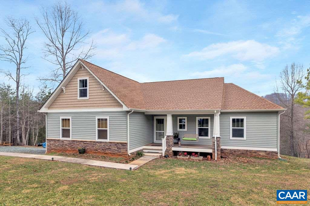 5220 GREEN CREEK RD, SCHUYLER, VA 22969