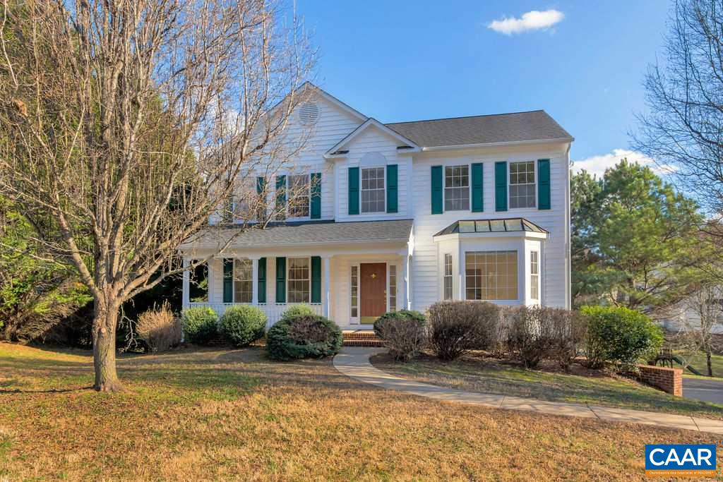 Open House Sunday, February 23rd 2-4 pm.  Fantastic Value in Forest Lakes South!   This popular floor plan features generous sized rooms, hardwood floors, new carpet in the family room, gas fireplace, and refurbished deck. Freshly painted interior.  Trane air conditioning was replaced last year.  The master bedroom has a vaulted ceiling, walk-in closet, and attached master bath with separate sinks, tub and shower.   Unfinished walk-out basement is ideal for storage or future expansion.  Two car garage.  Cul-de-sac location.  Enjoy all that Forest Lakes has to offer!