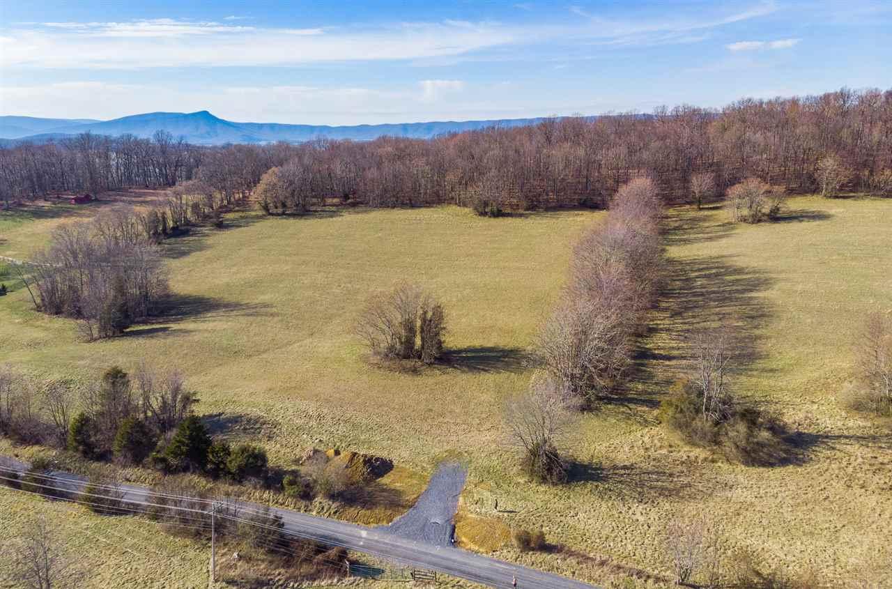 8.46 Acres on GOOSE CREEK RD, RAPHINE, VA 24472