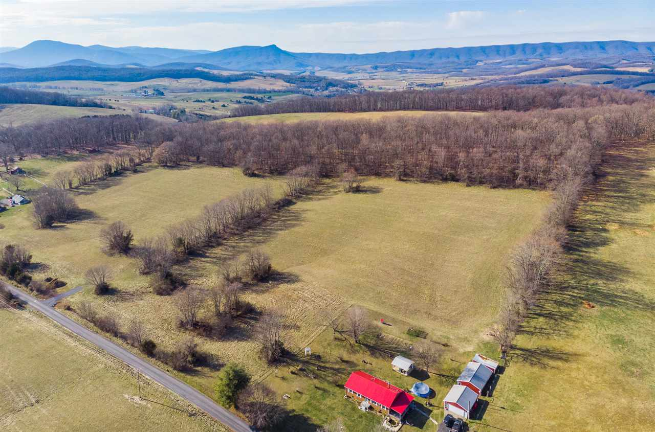 11.96 Acres on GOOSE CREEK RD, RAPHINE, VA 24472