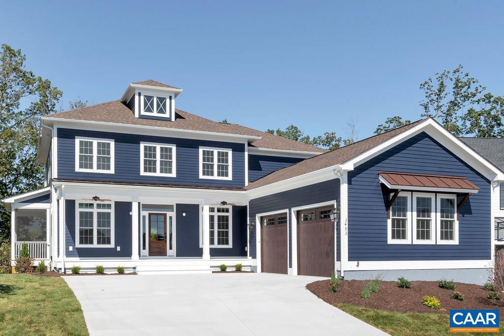 Presale custom new home in Old Trail.