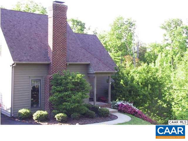 Fabulous home with great yard that backs up to Biscuit Run State Park...First floor master suite...open floor plan...Brazilian Cherry floors...Hardiplank siding.....upgraded appliances...2 wood burning fireplaces...full basement...excellent condition....3 Full baths...set on a very quiet cul-de-sac...Quiet and so convenient to downtown, UVa, Wegmans...