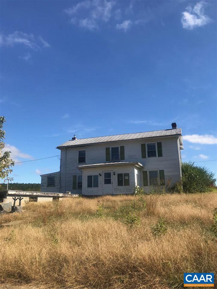 1186 JAMES RIVER RD, GLADSTONE, VA 24553