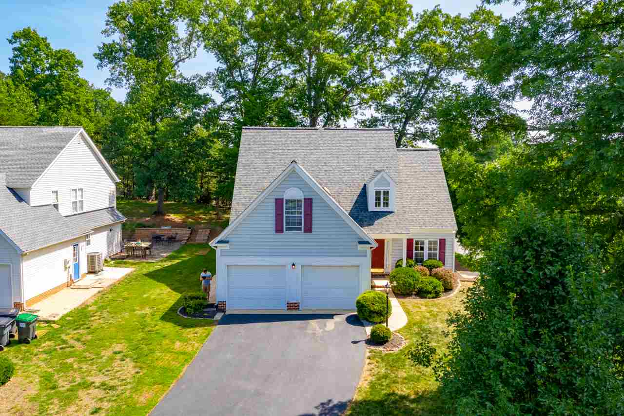 This is a GREAT home for YOUR family!  This Forest Lakes house - convenient to UVA, all things shopping & dining is an immaculately kept 4 bed, 2.5 bath with a stunning fireplace, gorgeous built-ins, hardwood floors, new stainless appliances with warranty and a Brand new ROOF with a 50 year warranty!  Offering a 1 year home warranty!  The HOA offers tons of amenities - pool, fitness center, basketball & tennis courts and more! Schedule your personal tour today!