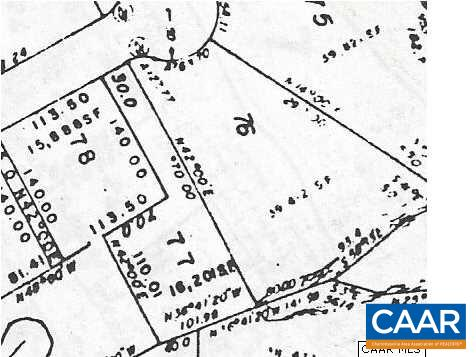 47 OUT OF BOUNDS RD Sec . 04 Fairway Lot 77, PALMYRA, VA 22963