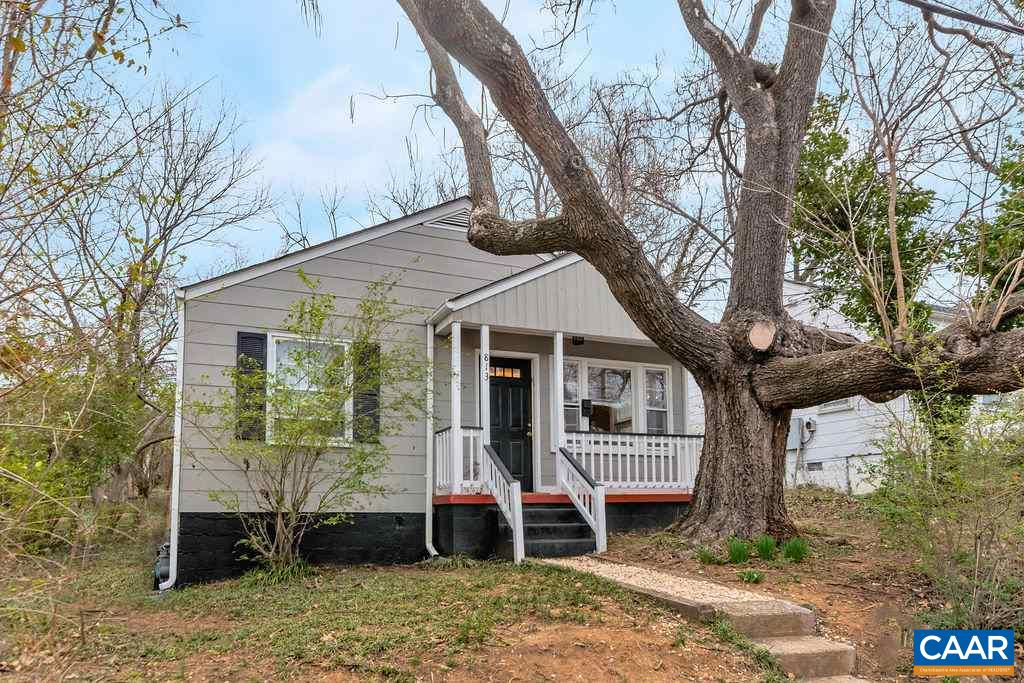 Adorable bungalow within walking distance of UVA medical center! Beautiful wood floors and great layout. Updated kitchen with new farmhouse sink and butcher block counter tops. Updated bathroom including new tile floor and subway tile tub surround. New patio overlooking spacious back yard, which is perfect for gardening, relaxing and playing. HVAC system and ductwork installed in 2015; Washer/Dryer stack unit added in 2016 and Bosch dishwasher in 2017. Owners added insulation in the attic, too. Average utilities: Dominion Energy: $85/month and City of Charlottesville gas/water/sewer: $65/month. Unbeatable location! Walk / bike to UVA grounds and short drive to the historic downtown mall. Nearby wineries, breweries, parks and hiking trails.