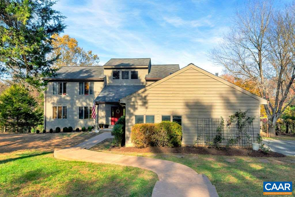 An incredible home located in the much desired neighborhood of Ivy Farms (Meriwether Lewis school district). Recently remodeled gourmet kitchen featuring high end maple cabinets, Viking gas cook top and oven, granite counter tops and tile flooring. The kitchen flows into a cozy den with a wood burning fireplace and a large, newly screened-in porch. The great room is a GRAND feature with a floor to ceiling stone fireplace, gleaming hardwood floors, oversized windows with an abundance of natural light. The master bedroom is located on the main level with an attached fully remodeled bathroom. Enjoy reading in the sitting area or the private deck overlooking the private backyard. Upstairs offers 3 bedrooms and 2 full bathrooms with a fun loft.